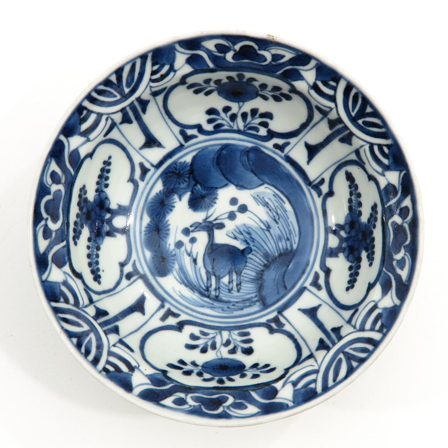 A Blue and White Bowl - Image 5 of 9