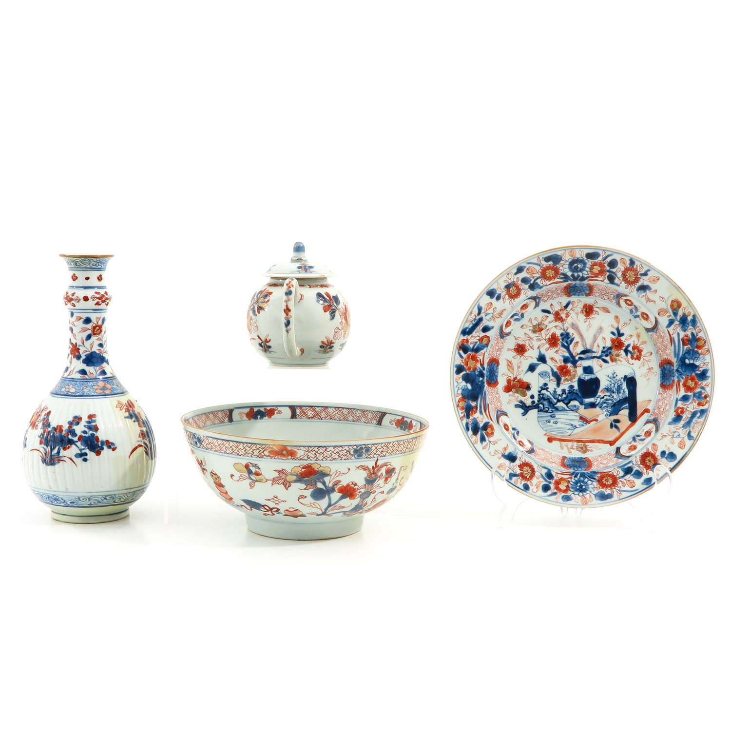 A Collection of Imari - Image 2 of 10