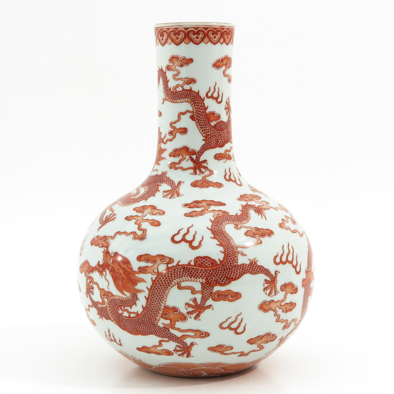 A Dragon Decor Vase - Image 2 of 10