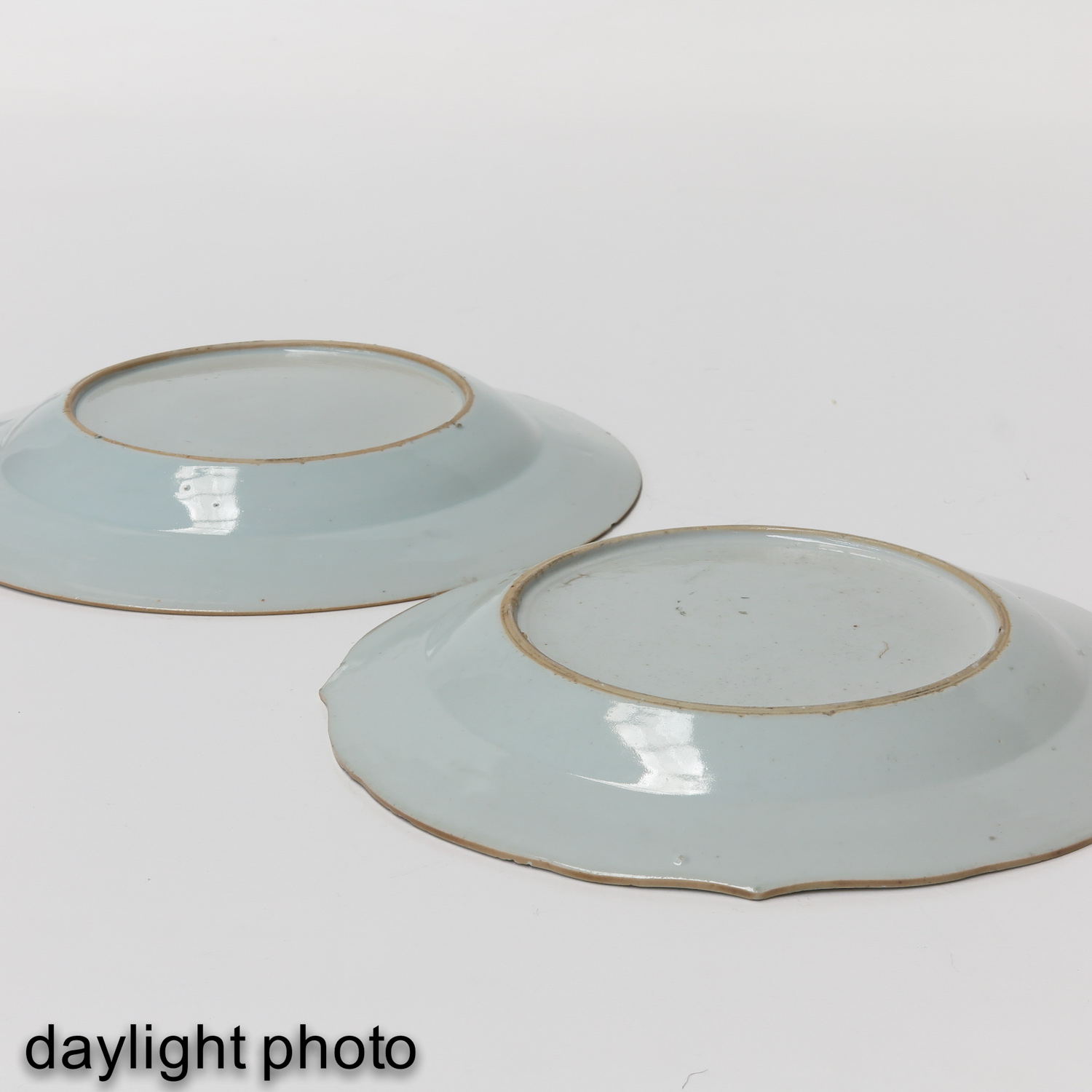 A Series of Famille Rose Plates - Image 10 of 10