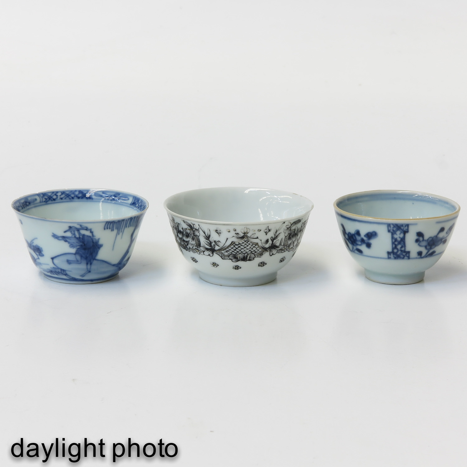 A Collection of 7 Cups - Image 7 of 9