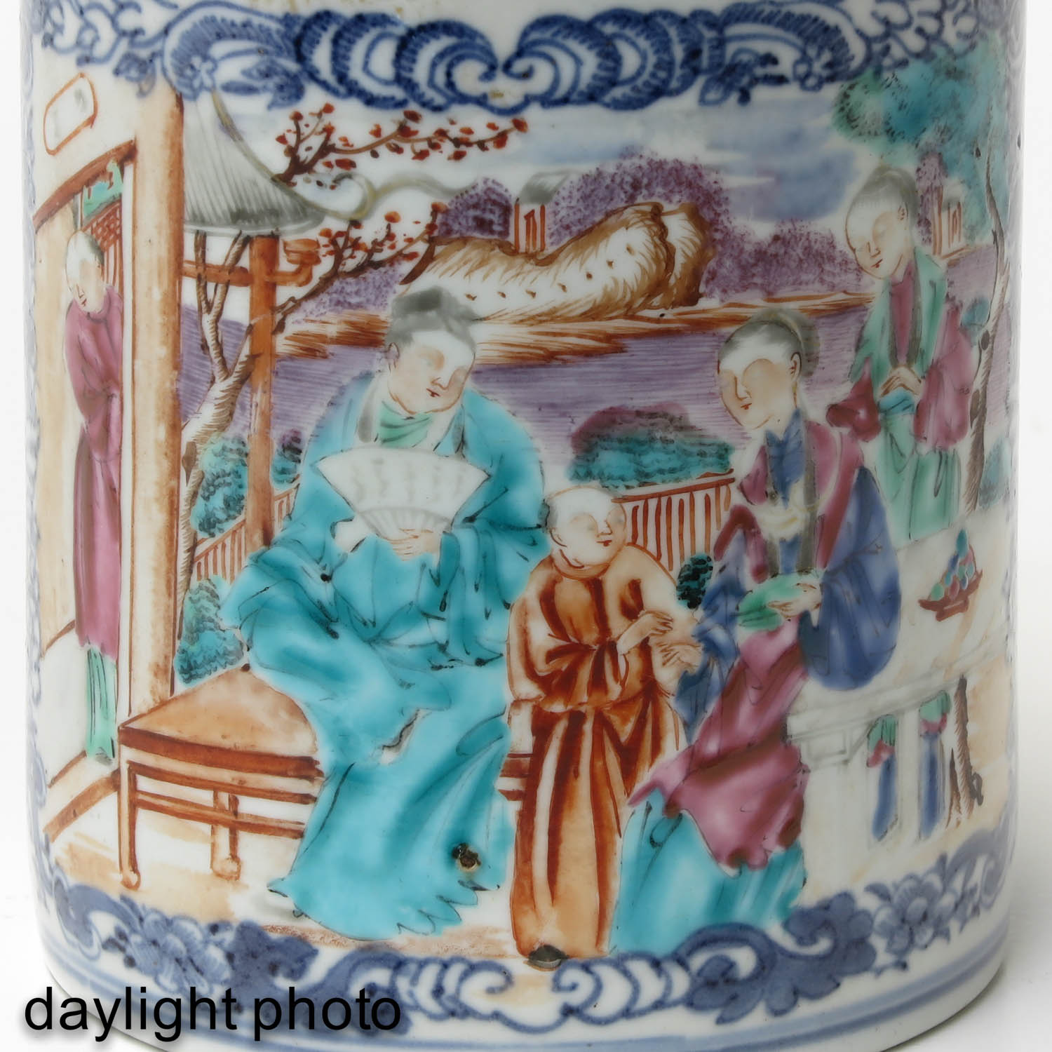 A Polychrome Decor Mug - Image 10 of 10