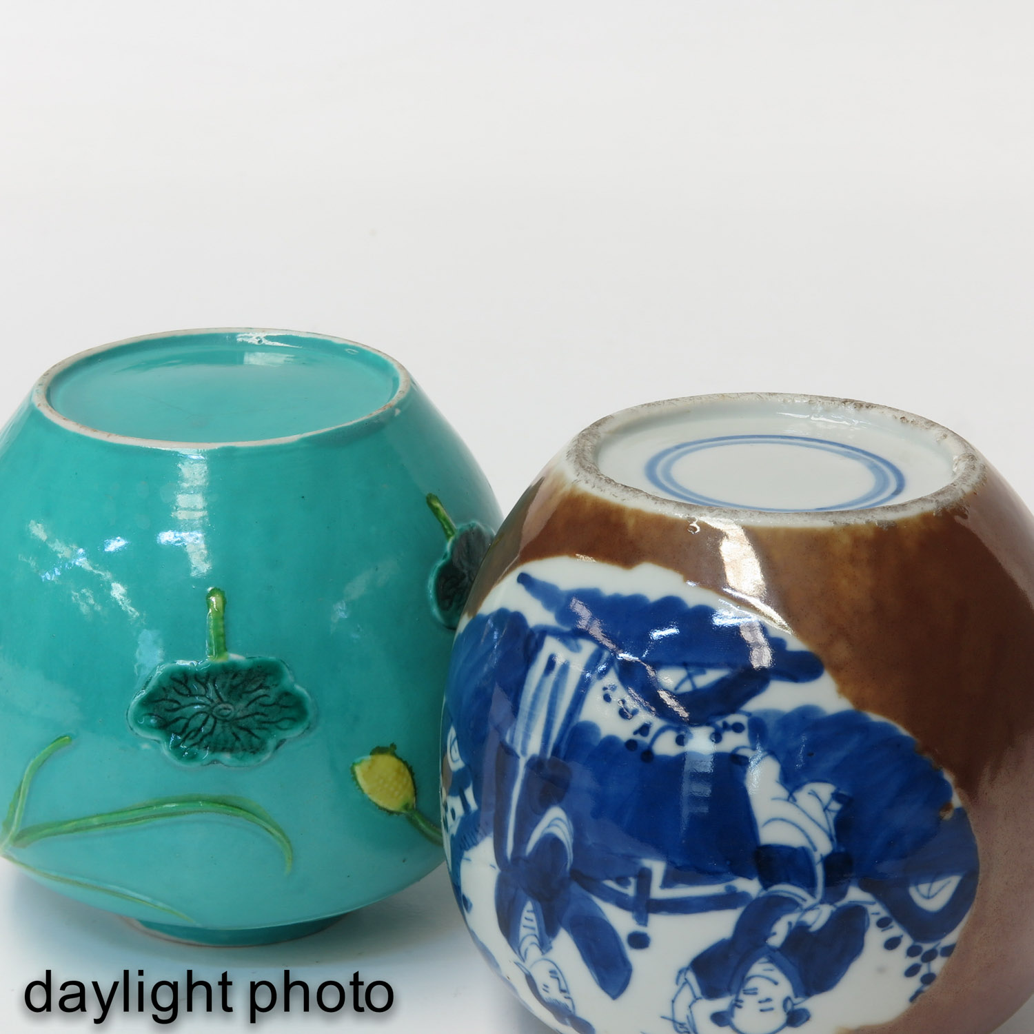A Lot of 2 Ginger Jars - Image 8 of 10