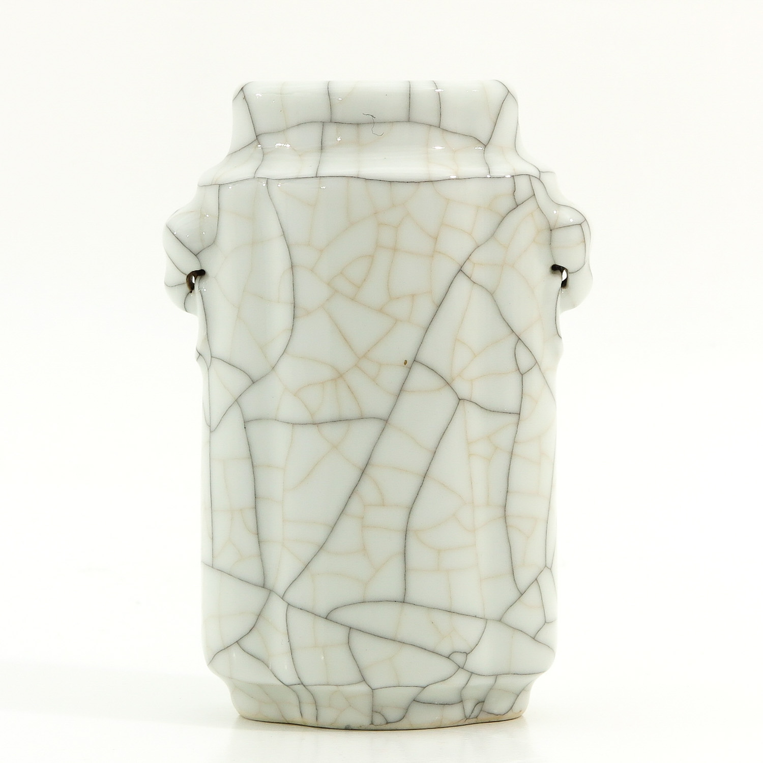 A Crackle Decor Vase - Image 3 of 9