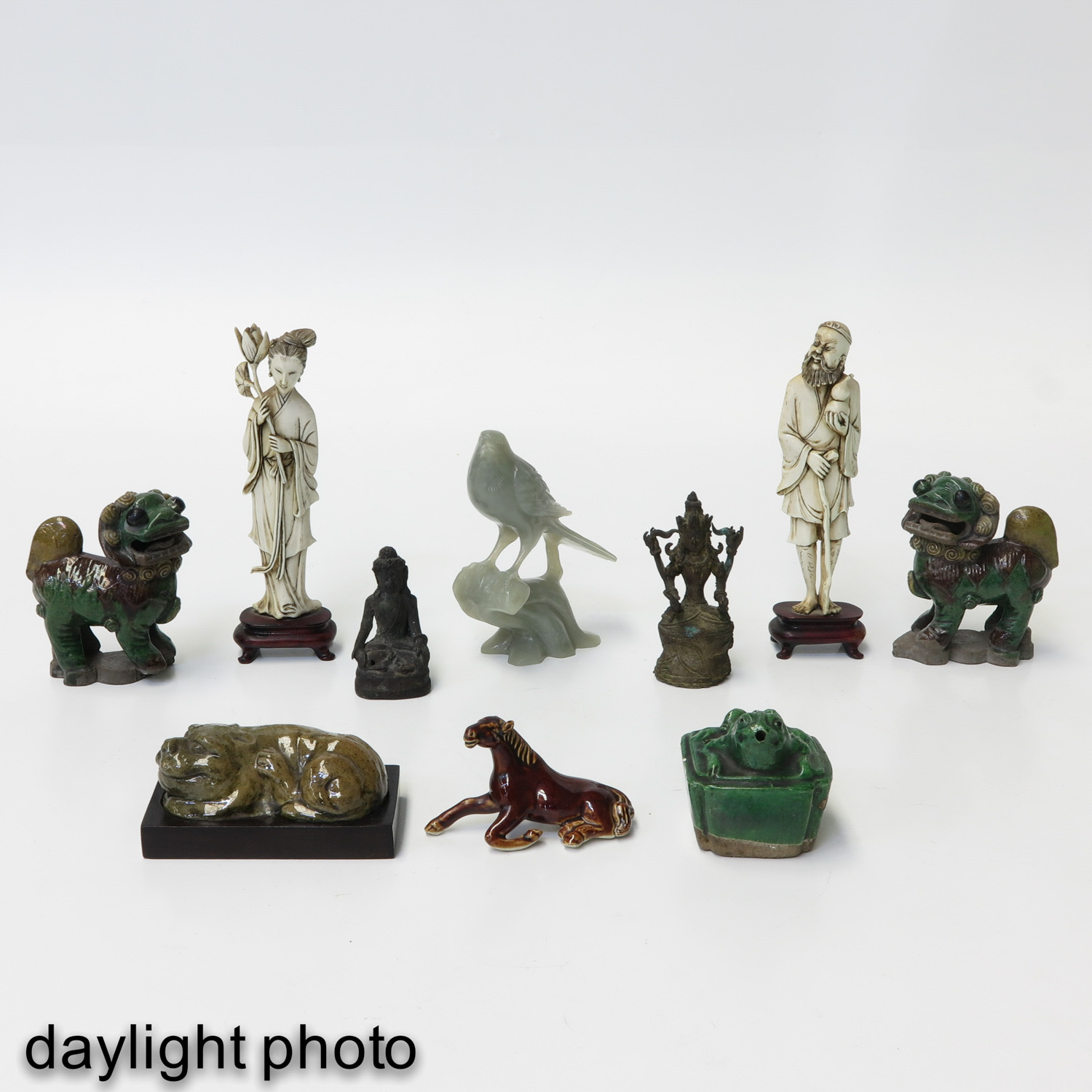 A Diverse Collection of Sculptures - Image 7 of 10