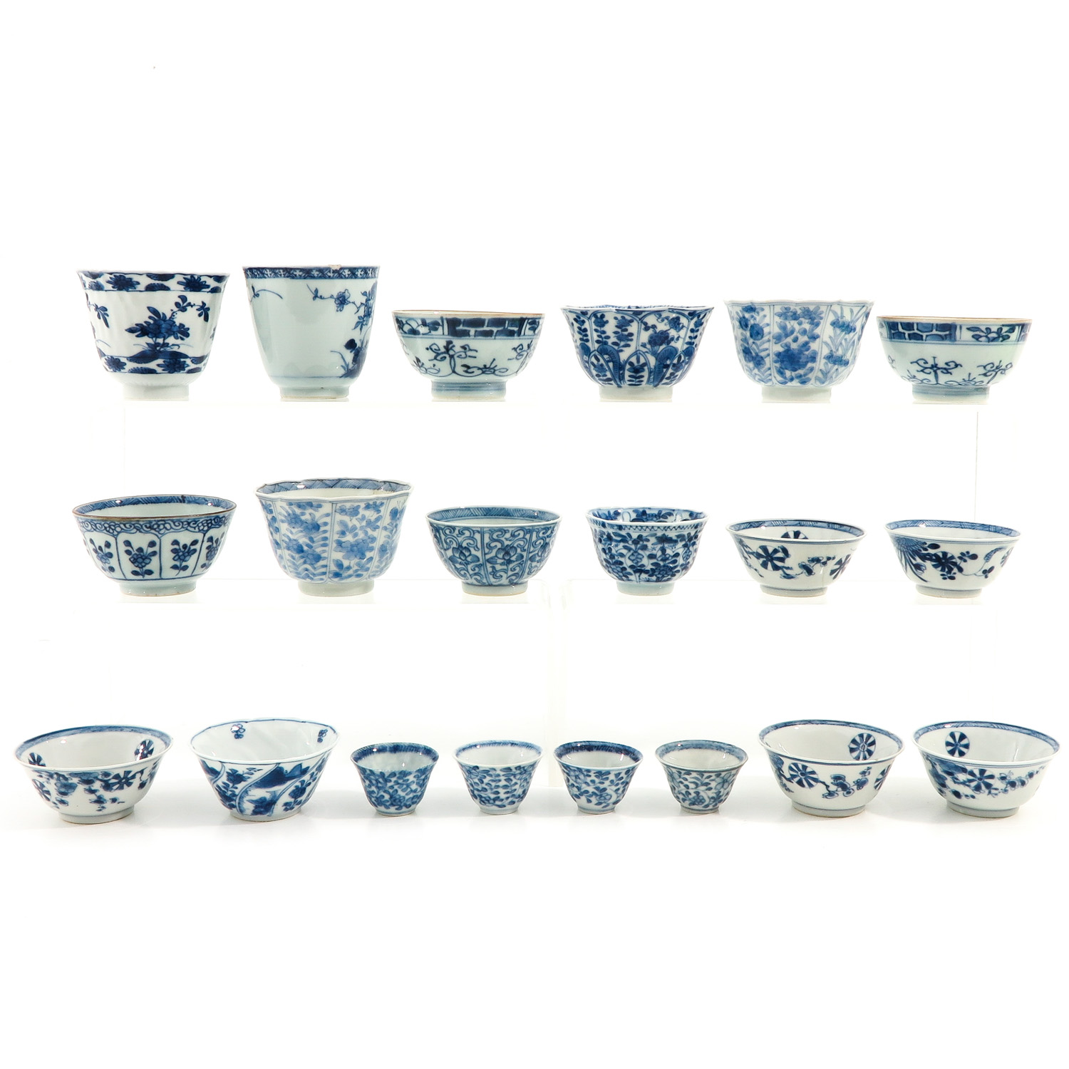 A Collection of 20 Cups - Image 4 of 10