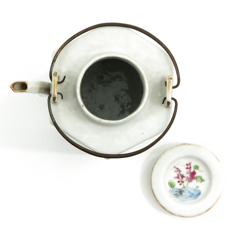 A Wu Shuang Pu Teapot - Image 5 of 9