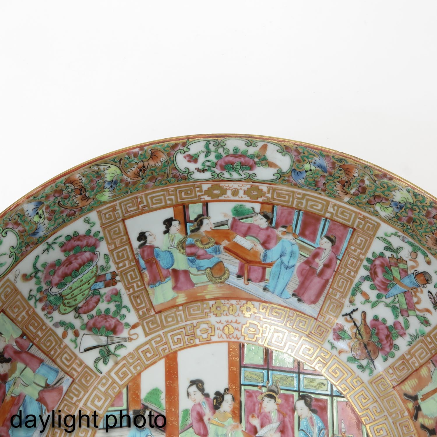 A Cantonese Bowl - Image 10 of 10