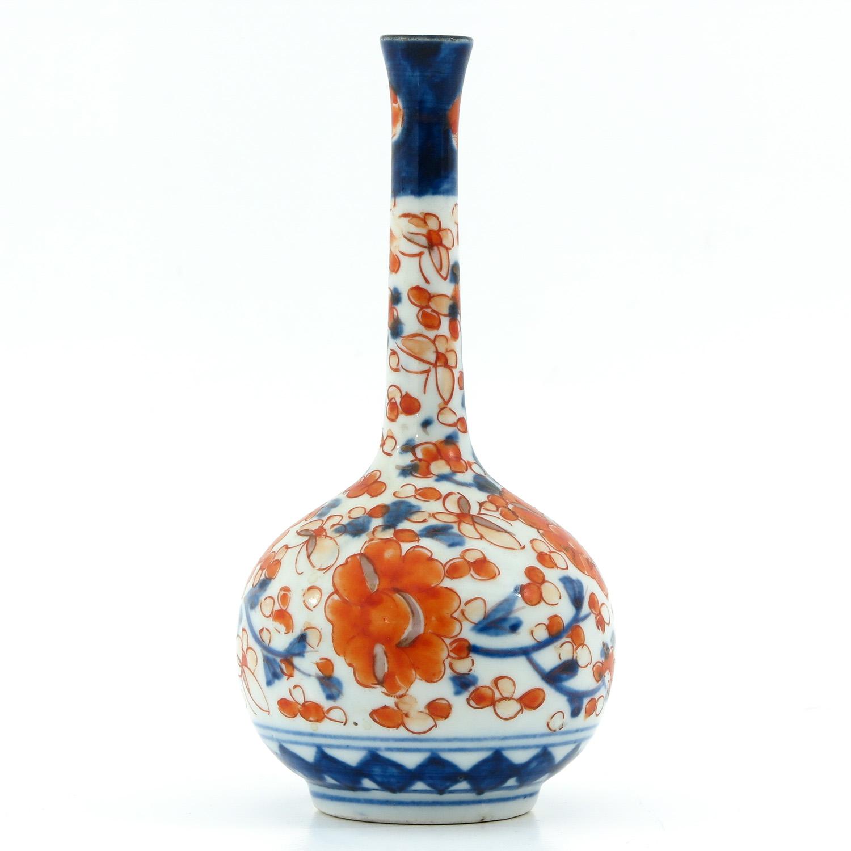 An Imari Vase - Image 4 of 9