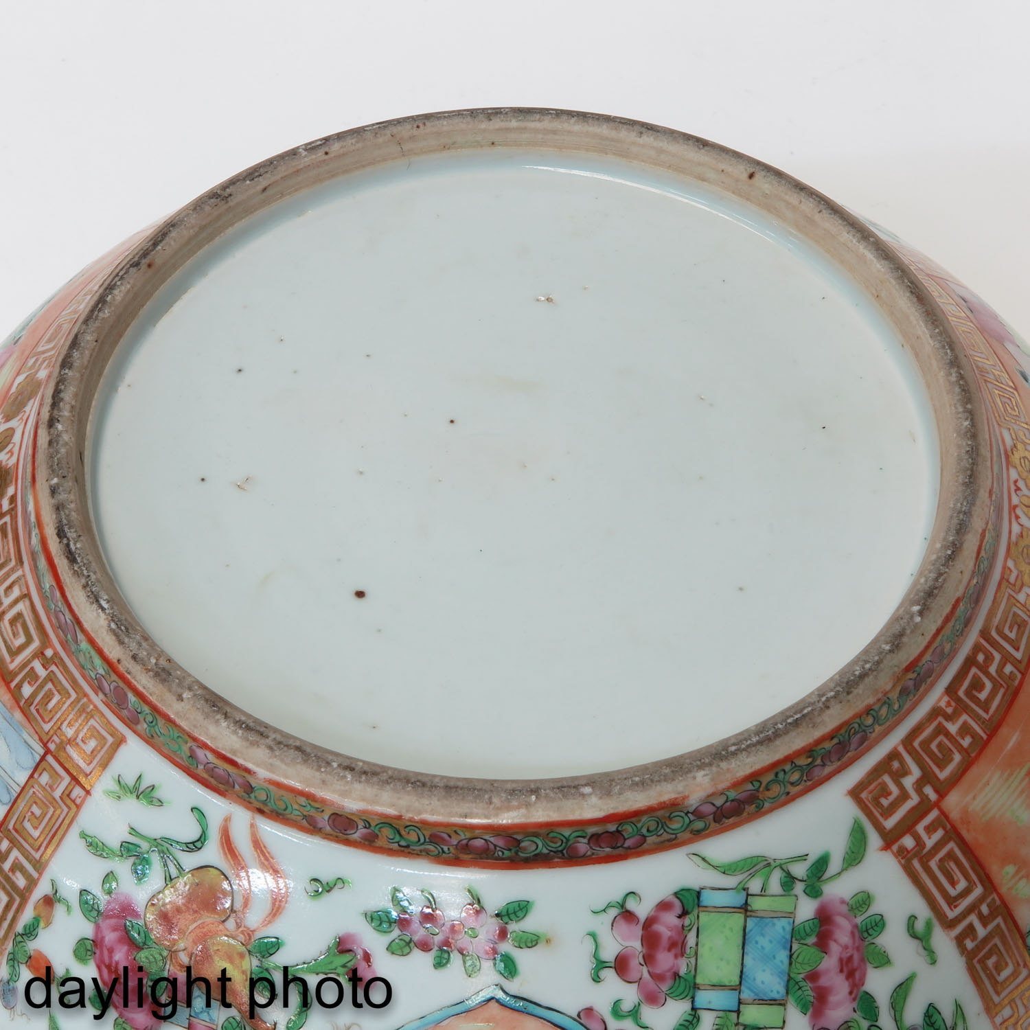 A Cantonese Bowl - Image 8 of 10