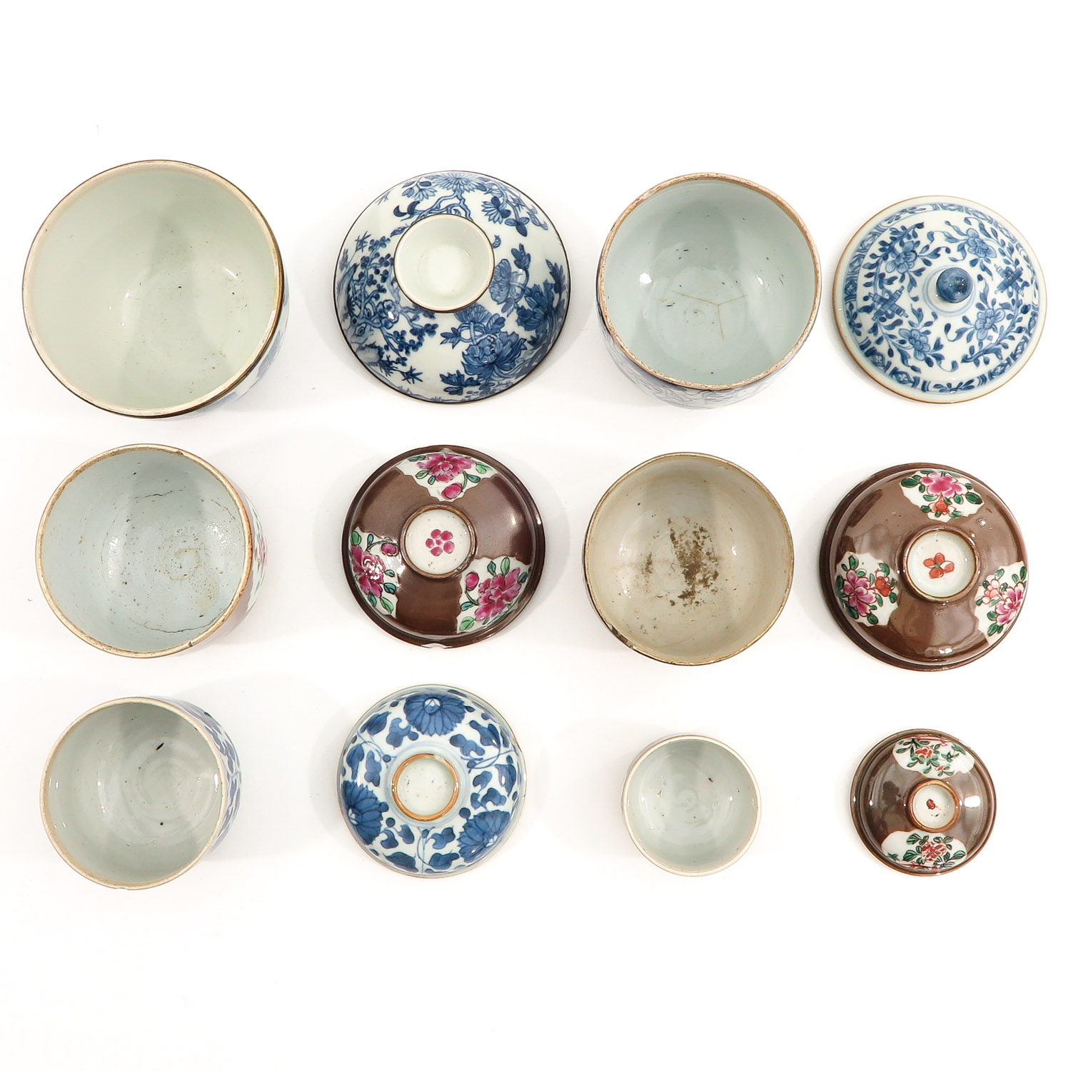 A Collection of Jars with Covers - Image 5 of 10