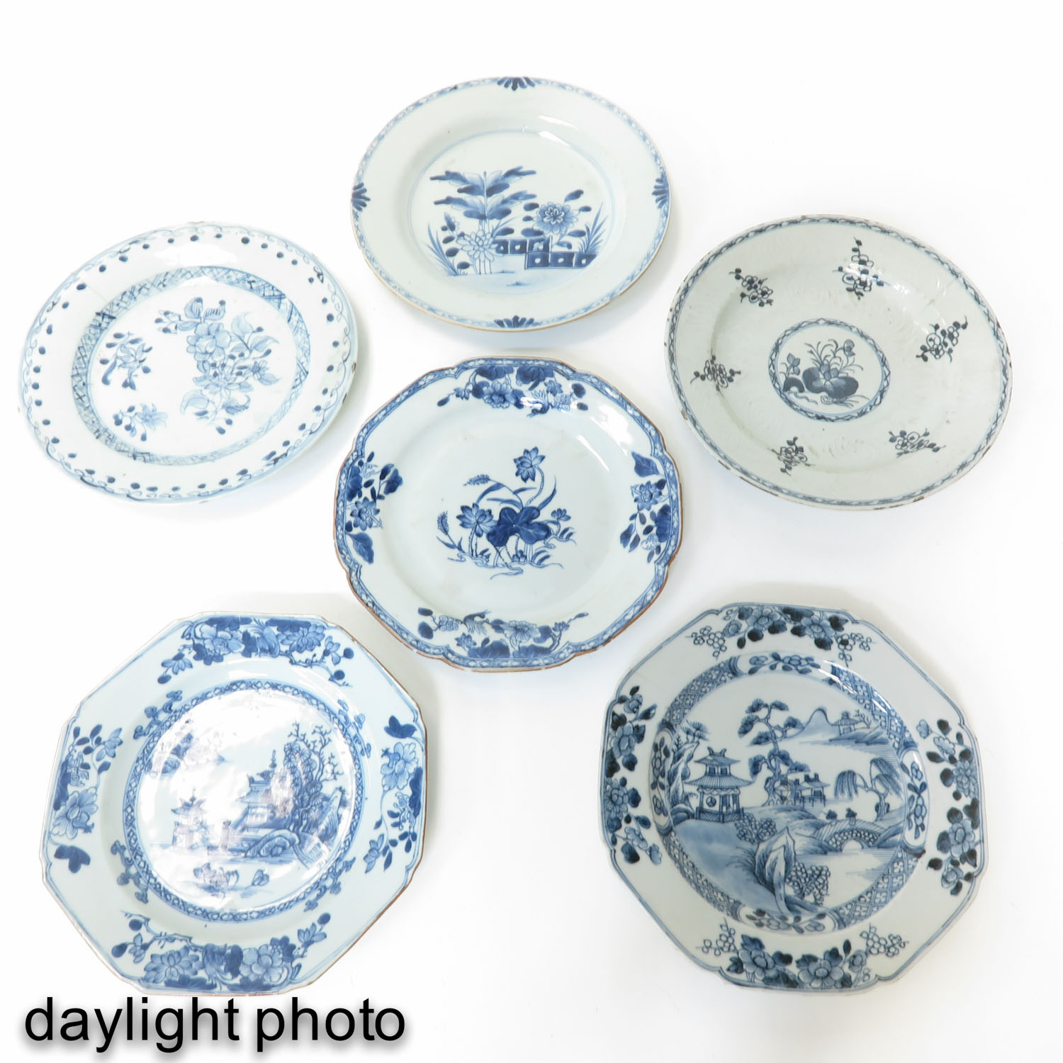 A Collection of 6 Plates - Image 9 of 10
