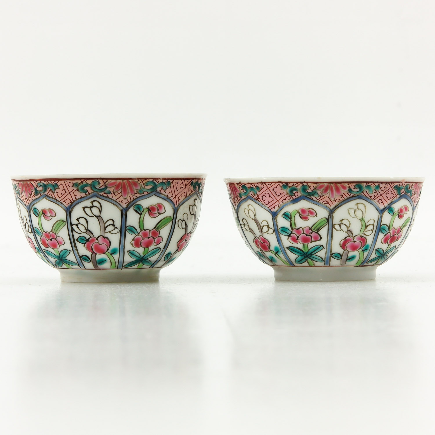 A Collection of Cups and Saucers - Image 3 of 10