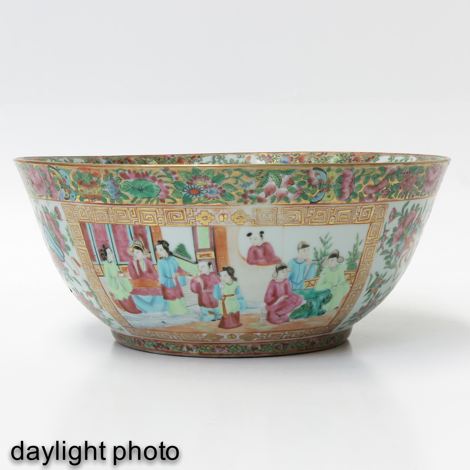 A Cantonese Bowl - Image 7 of 10