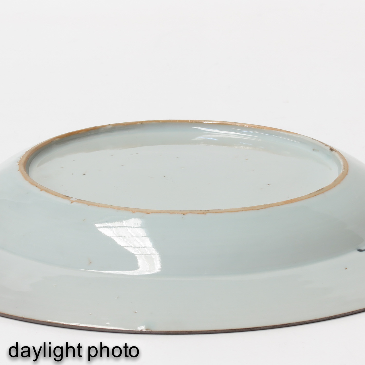 A Pair of Blue and White Plates - Image 8 of 9