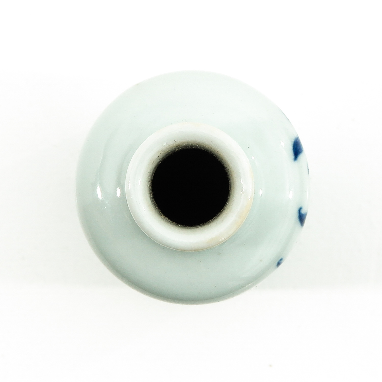 A Miniature Vase - Image 5 of 9