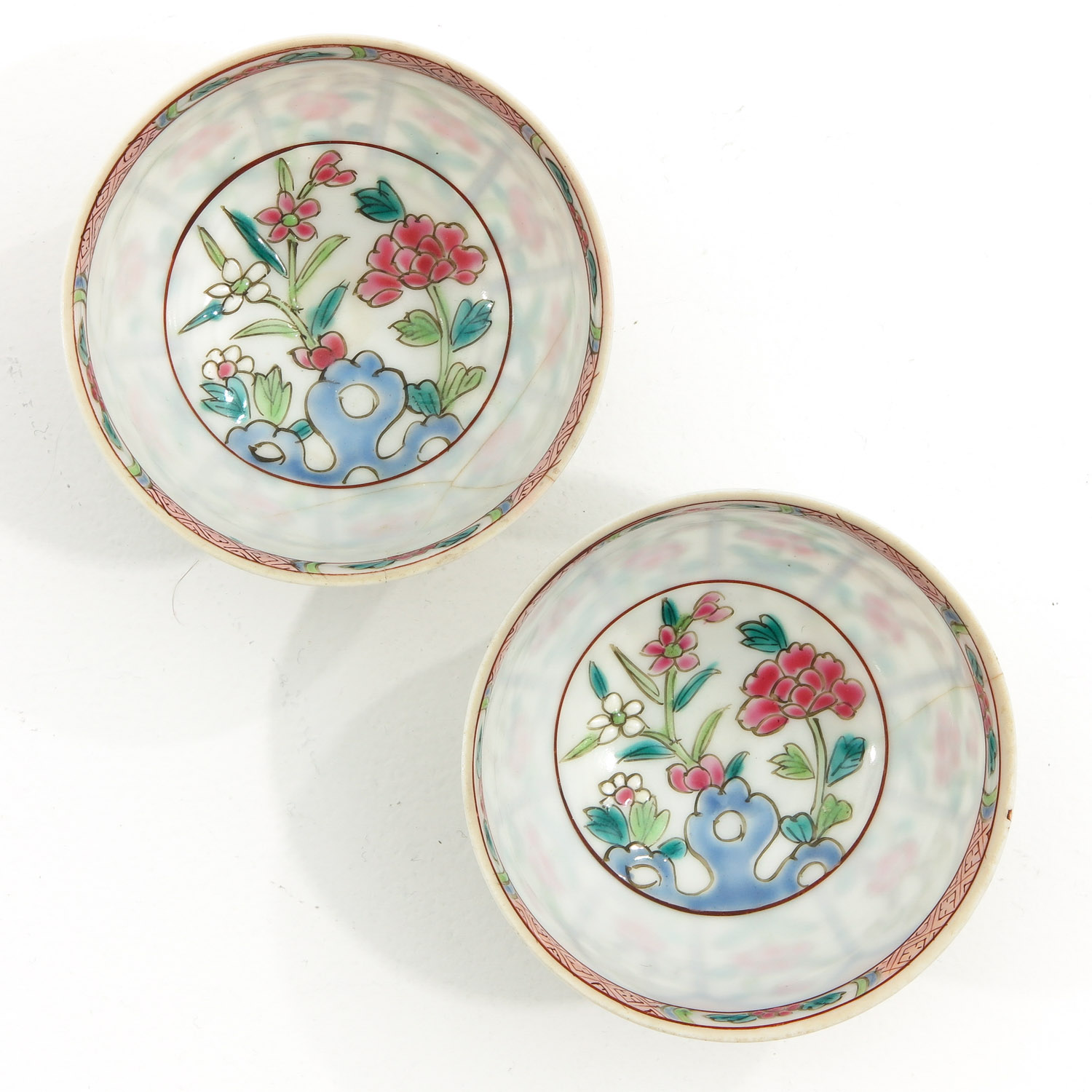 A Collection of Cups and Saucers - Image 5 of 10