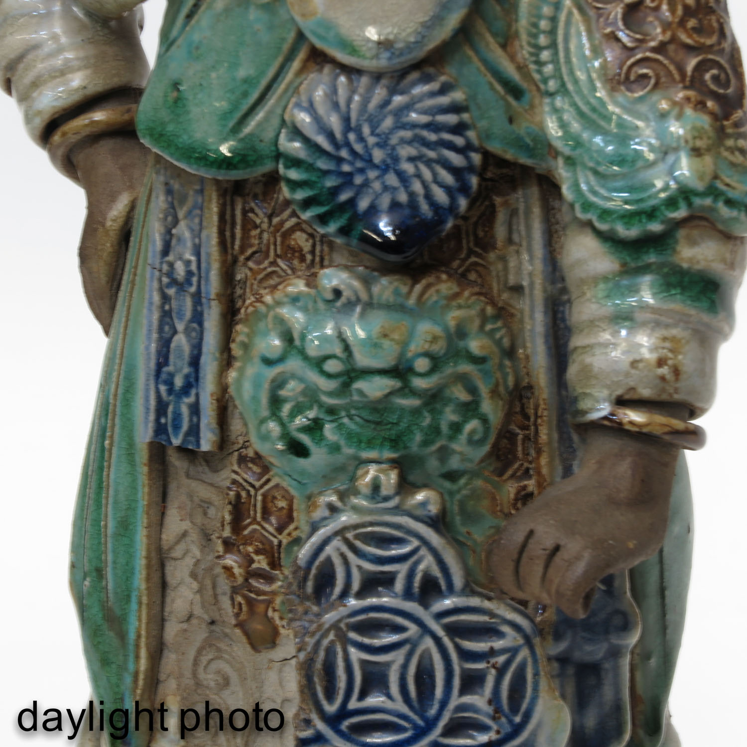 A Chinese Sculpture - Image 10 of 10