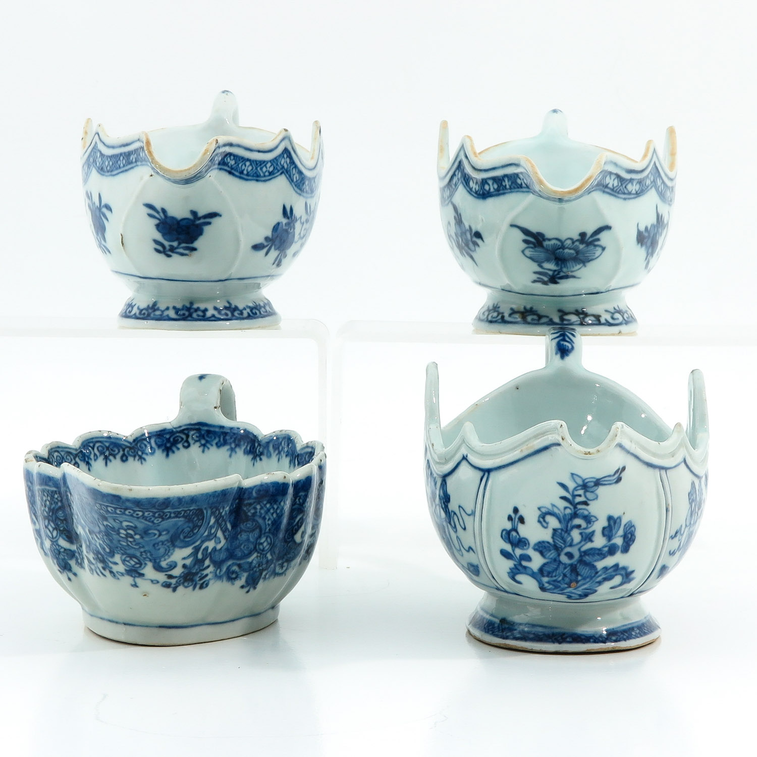 A Collection of Export Porcelain - Image 4 of 9