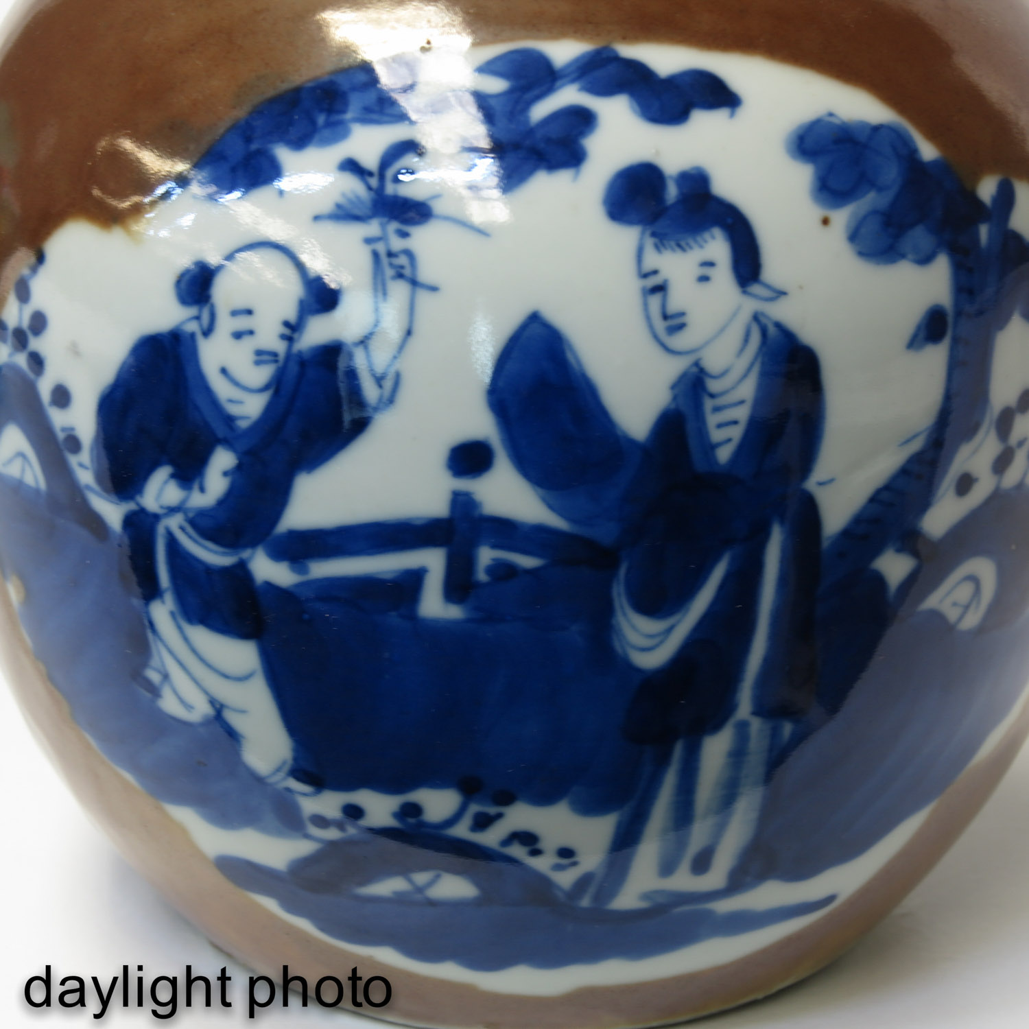 A Lot of 2 Ginger Jars - Image 9 of 10