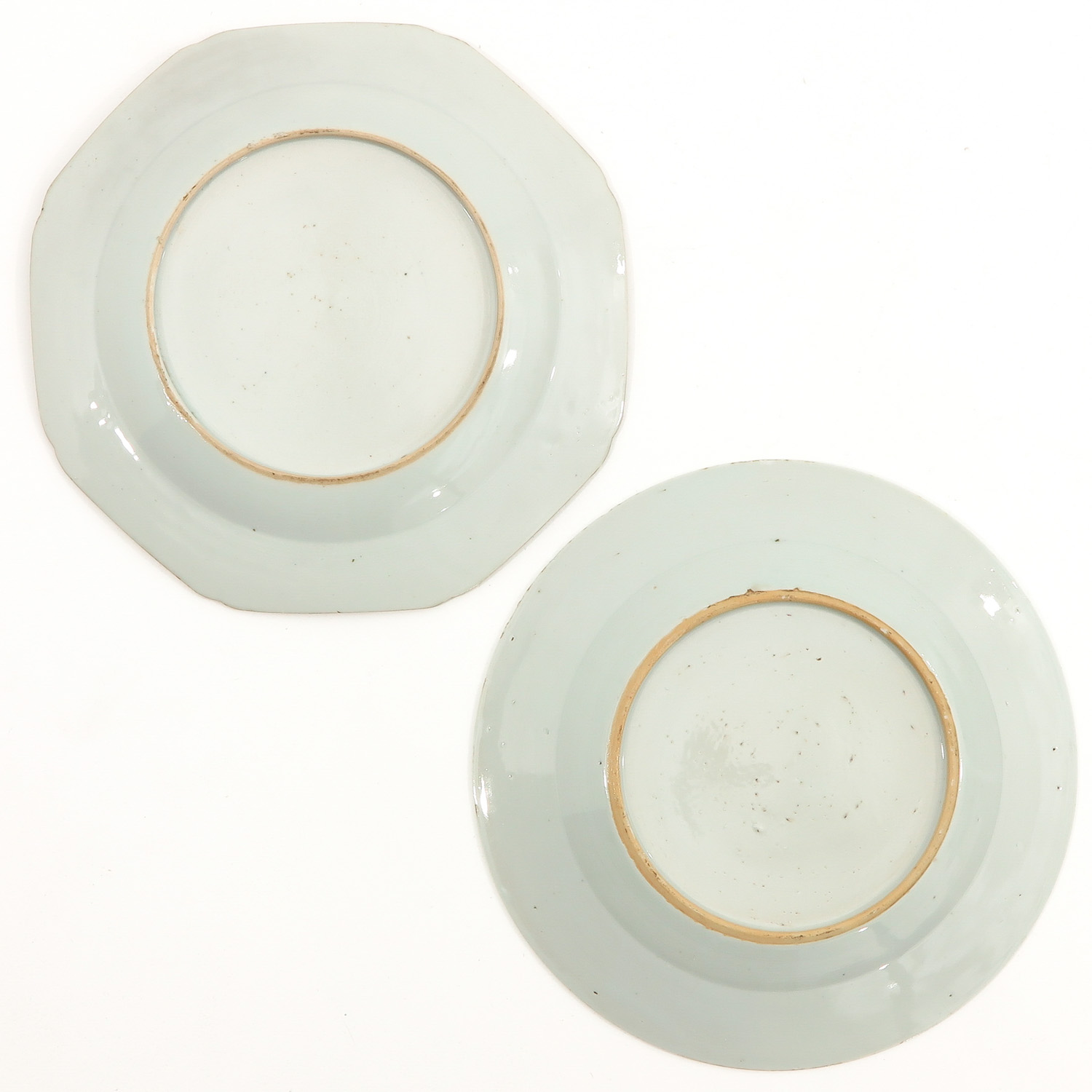 A Set of 6 Blue and White Plates - Image 6 of 10