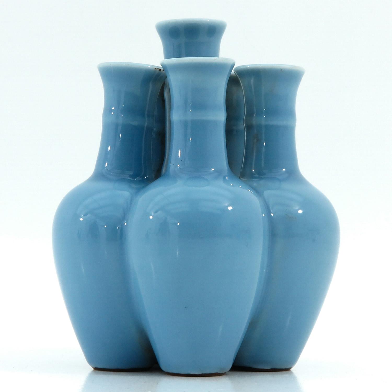 A Tulip Vase - Image 3 of 9