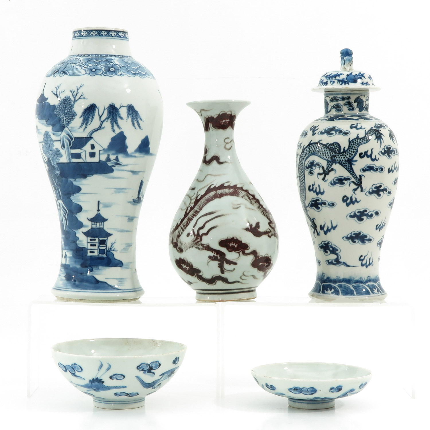 A Diverse Collection of Porcelain - Image 2 of 10