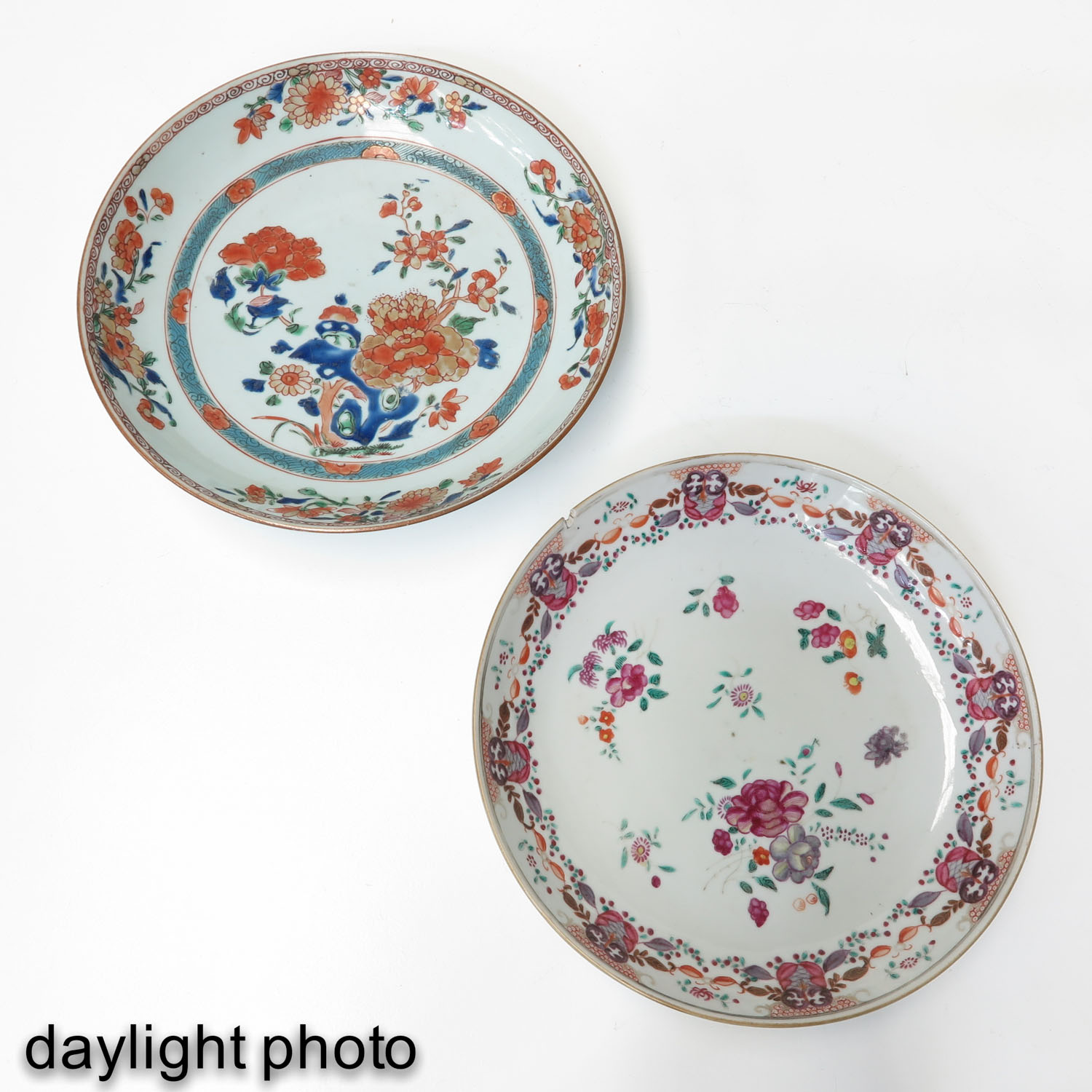 A Pair of Plates - Image 7 of 10