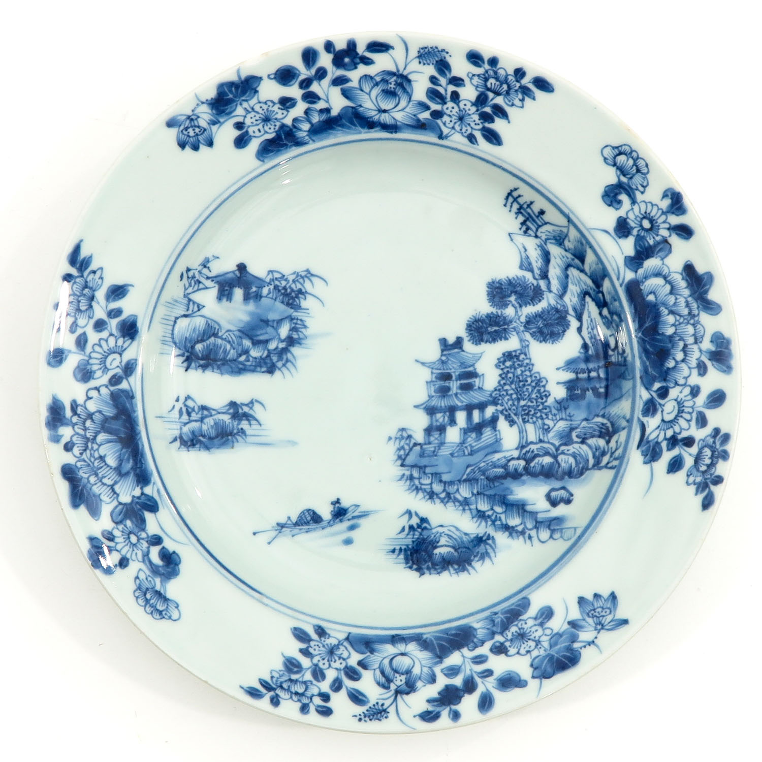 A Series of 3 Blue and White Plates - Image 7 of 10