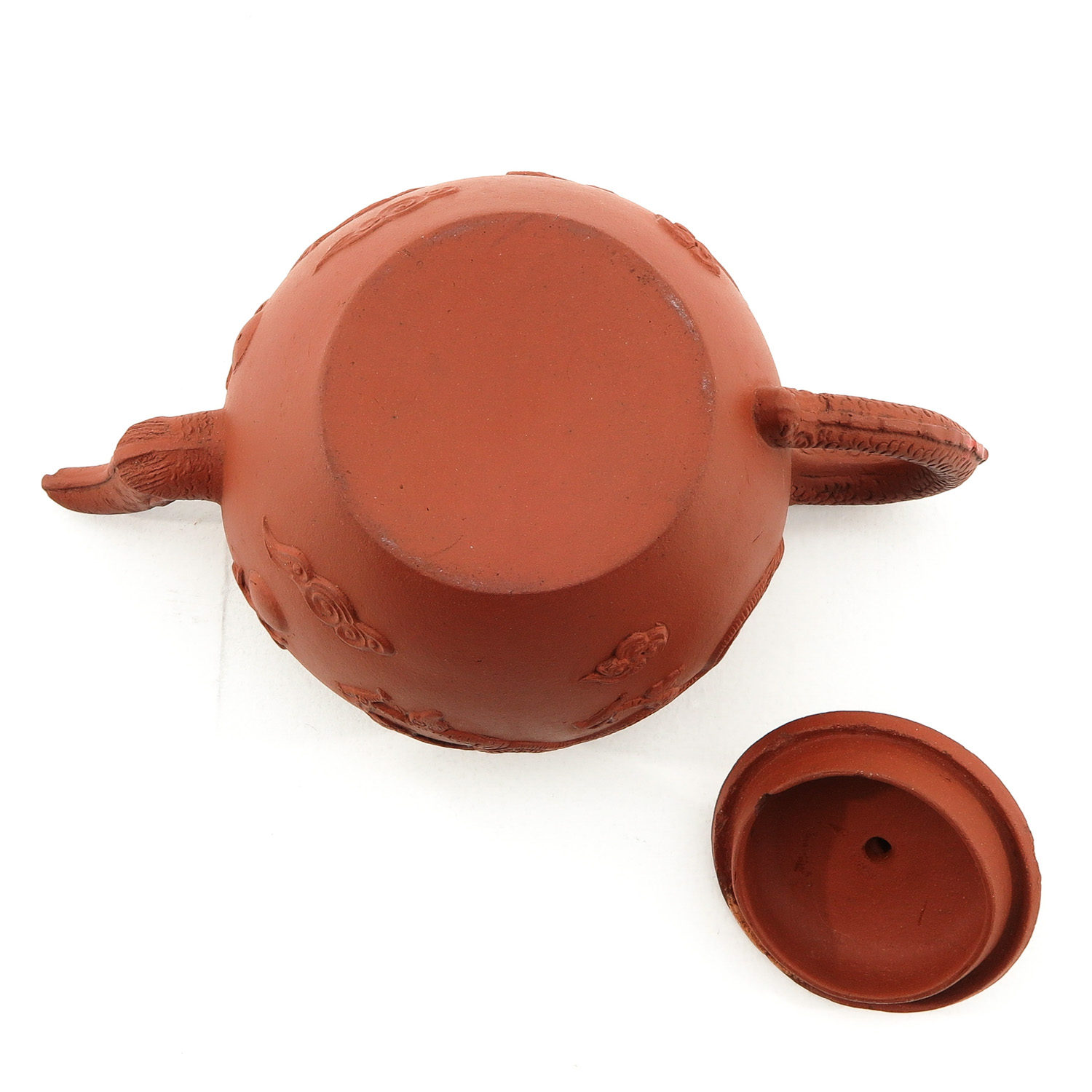 A Yixing Teapot - Image 6 of 9