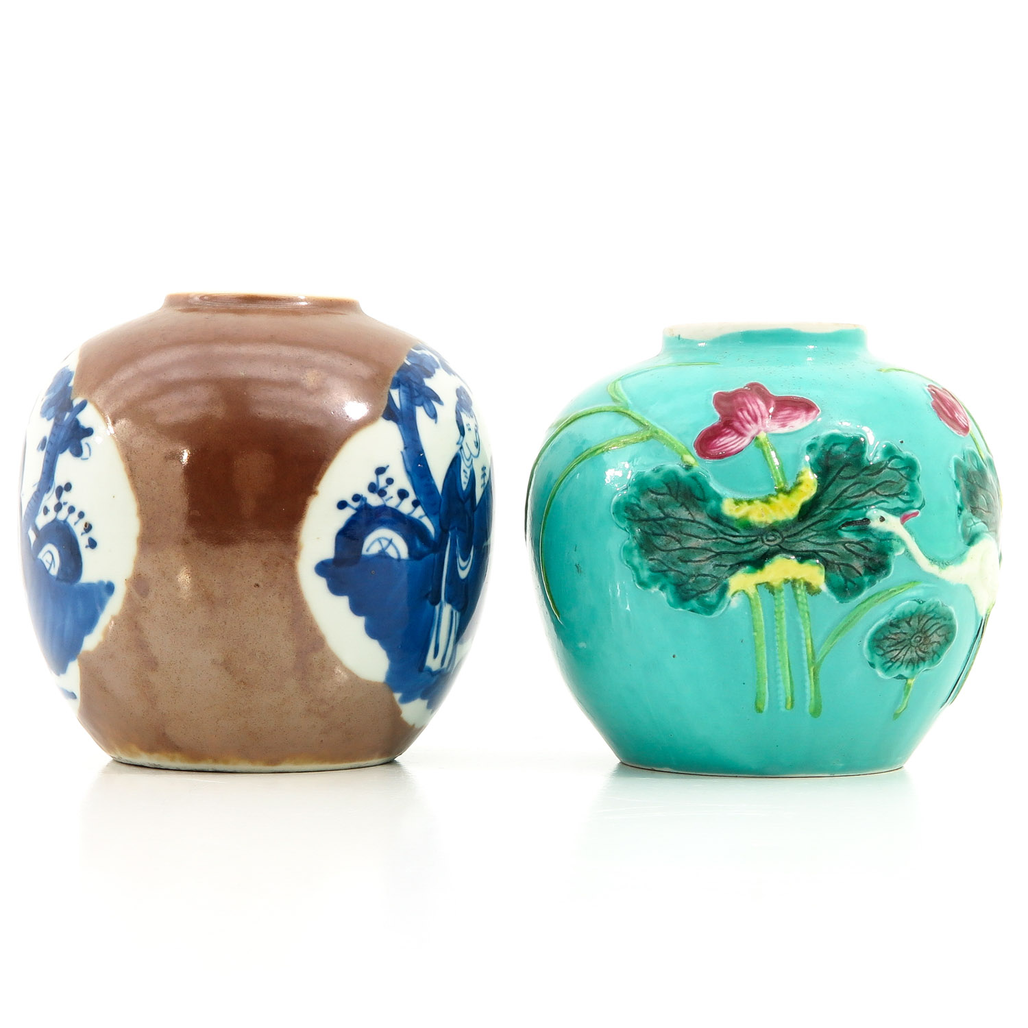 A Lot of 2 Ginger Jars - Image 4 of 10