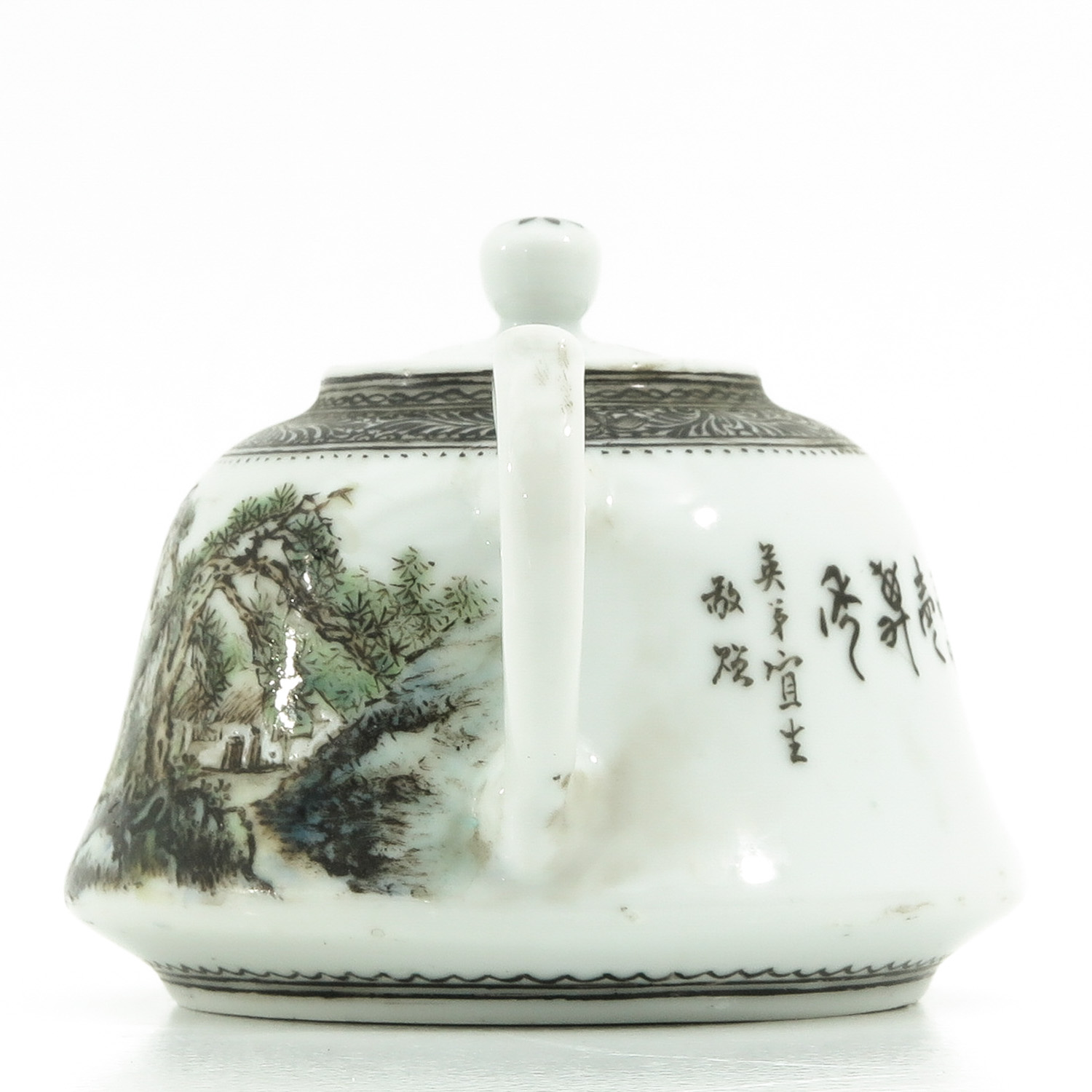 A Chinese Teapot - Image 2 of 10