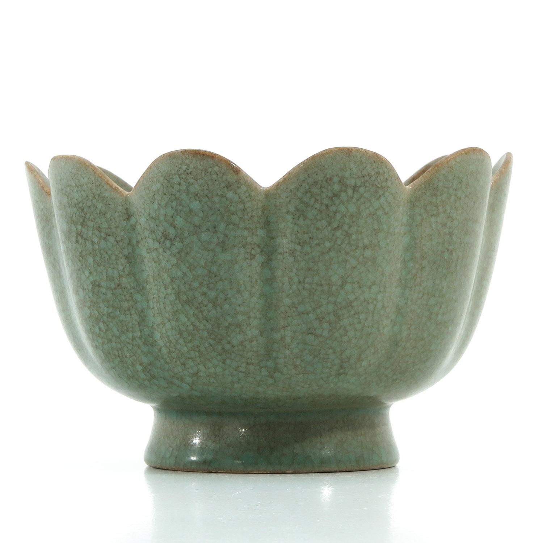 A Celadon Bowl - Image 2 of 9