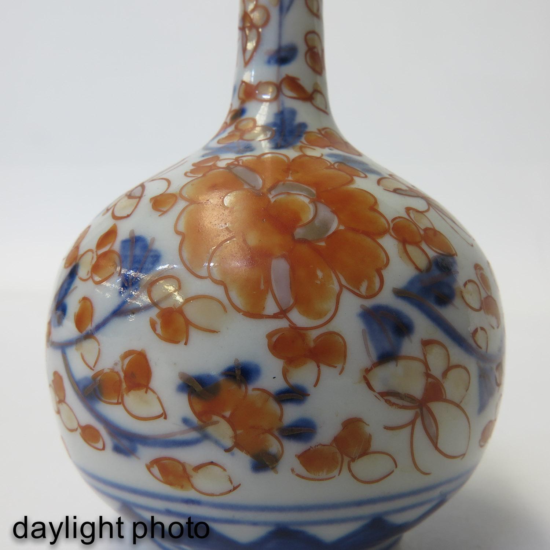An Imari Vase - Image 9 of 9
