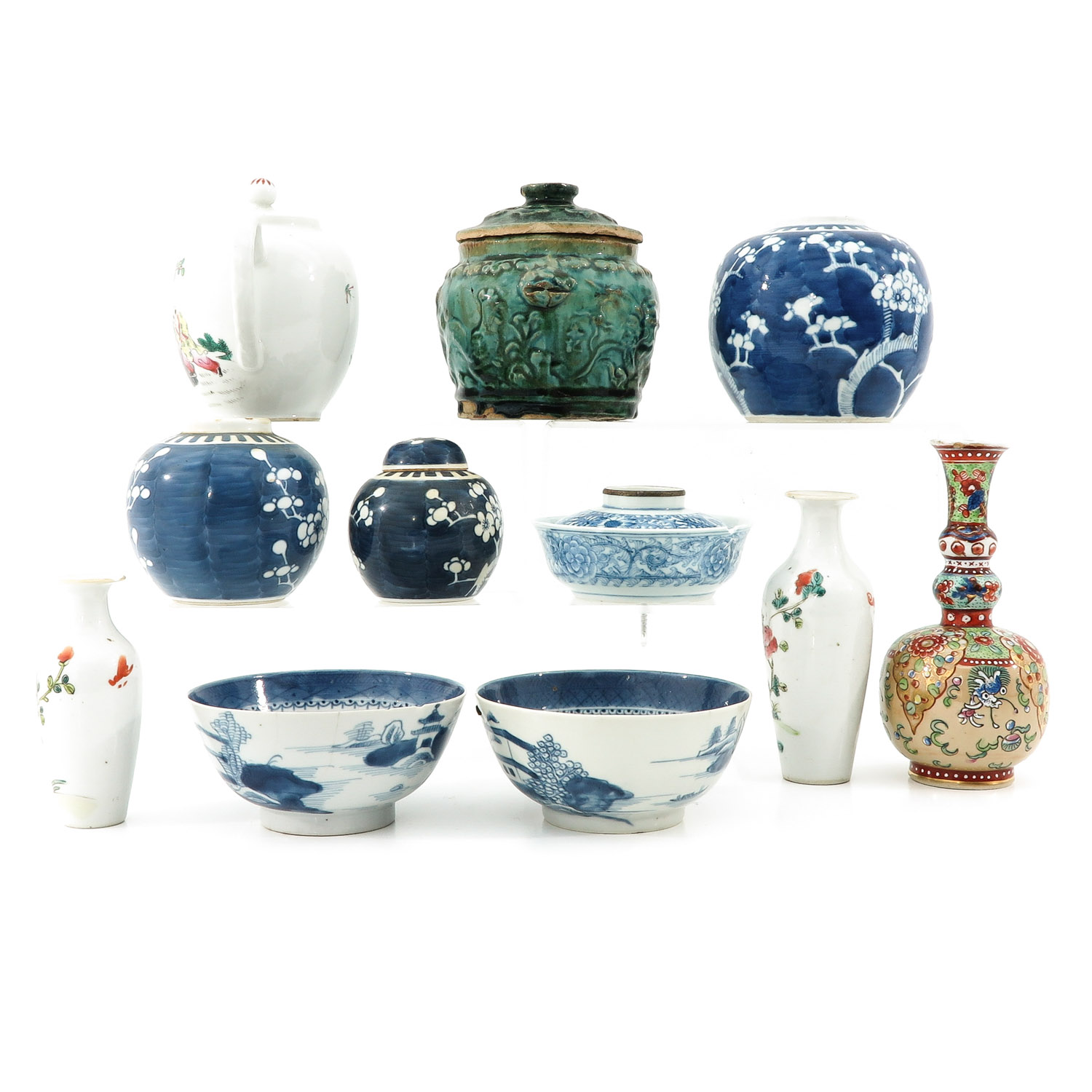 A Large Collection of Porcelain - Image 2 of 10