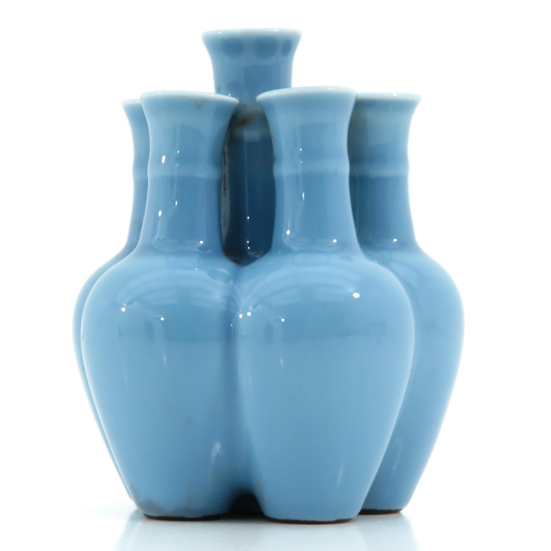 A Tulip Vase - Image 2 of 9
