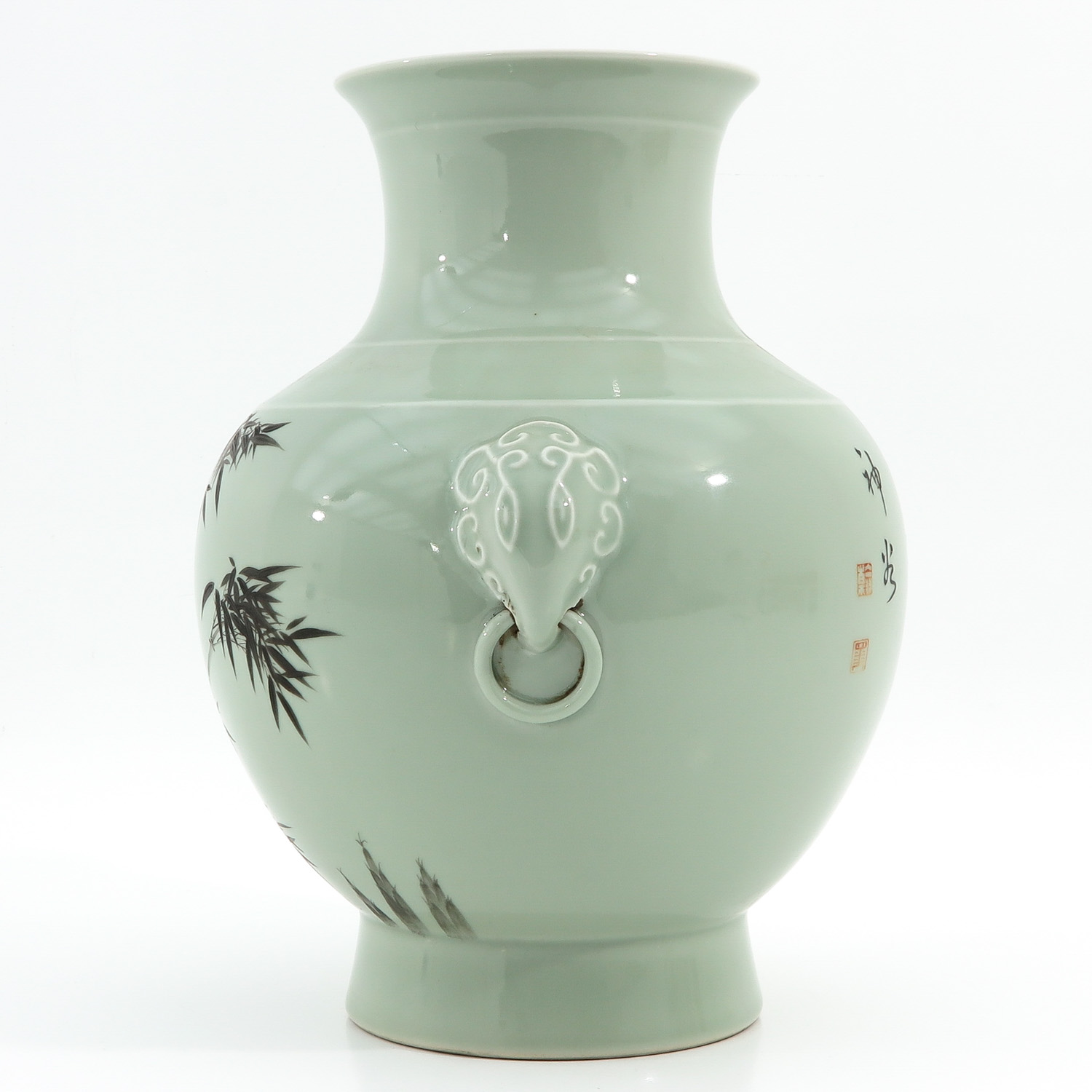 A Celdaon Vase - Image 2 of 10