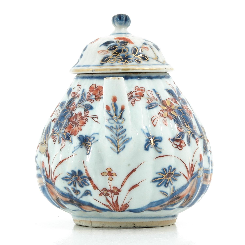 An Imari Teapot - Image 4 of 9