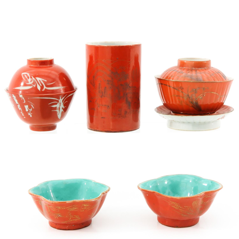 A Diverse Collection of Porcelain