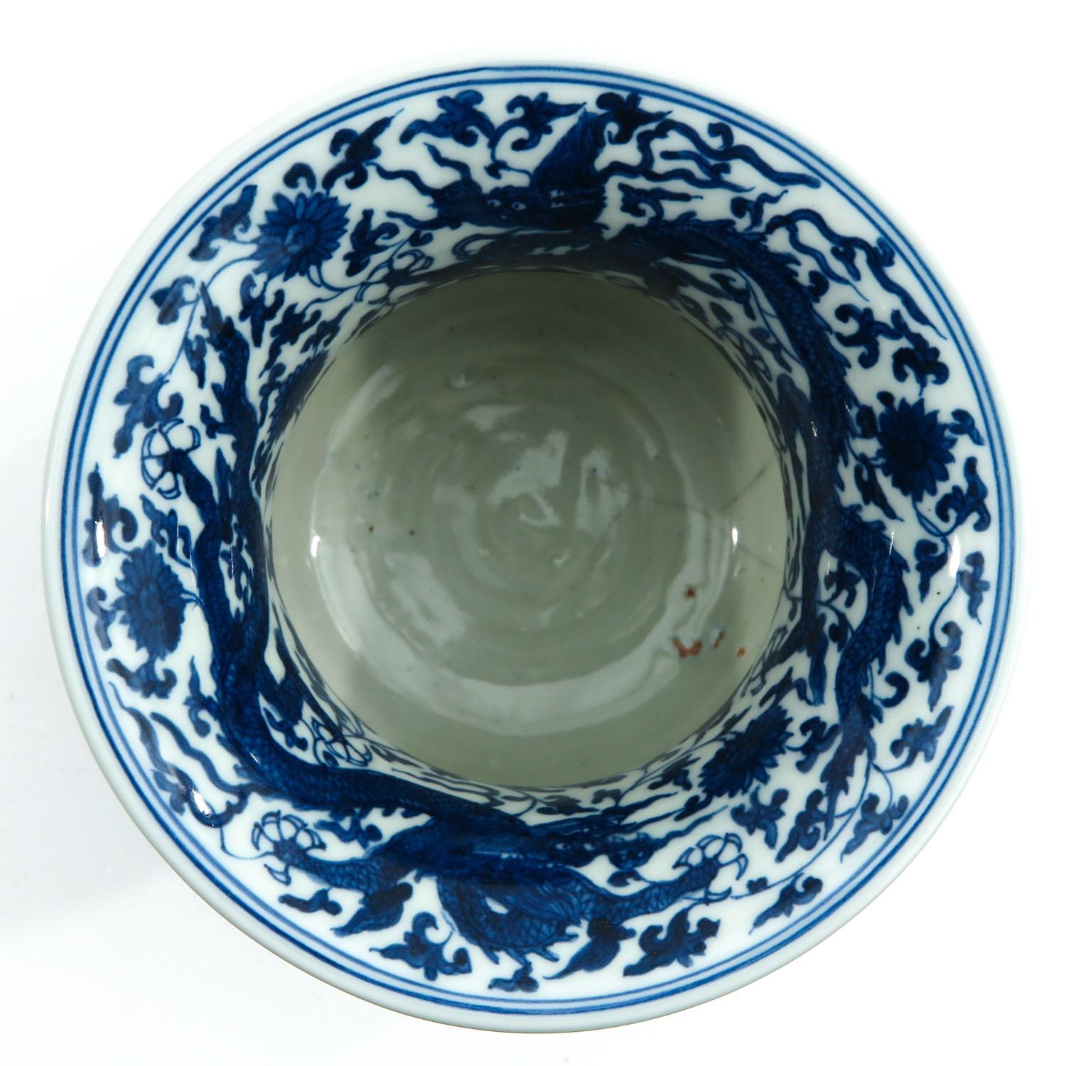 A Blue and White Vase - Image 5 of 9