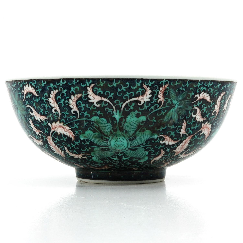 A Famille Noir Bowl - Image 4 of 10