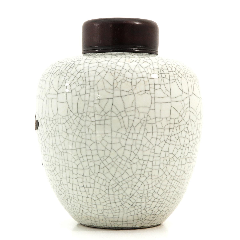A Nanking Ginger Jar - Image 3 of 10