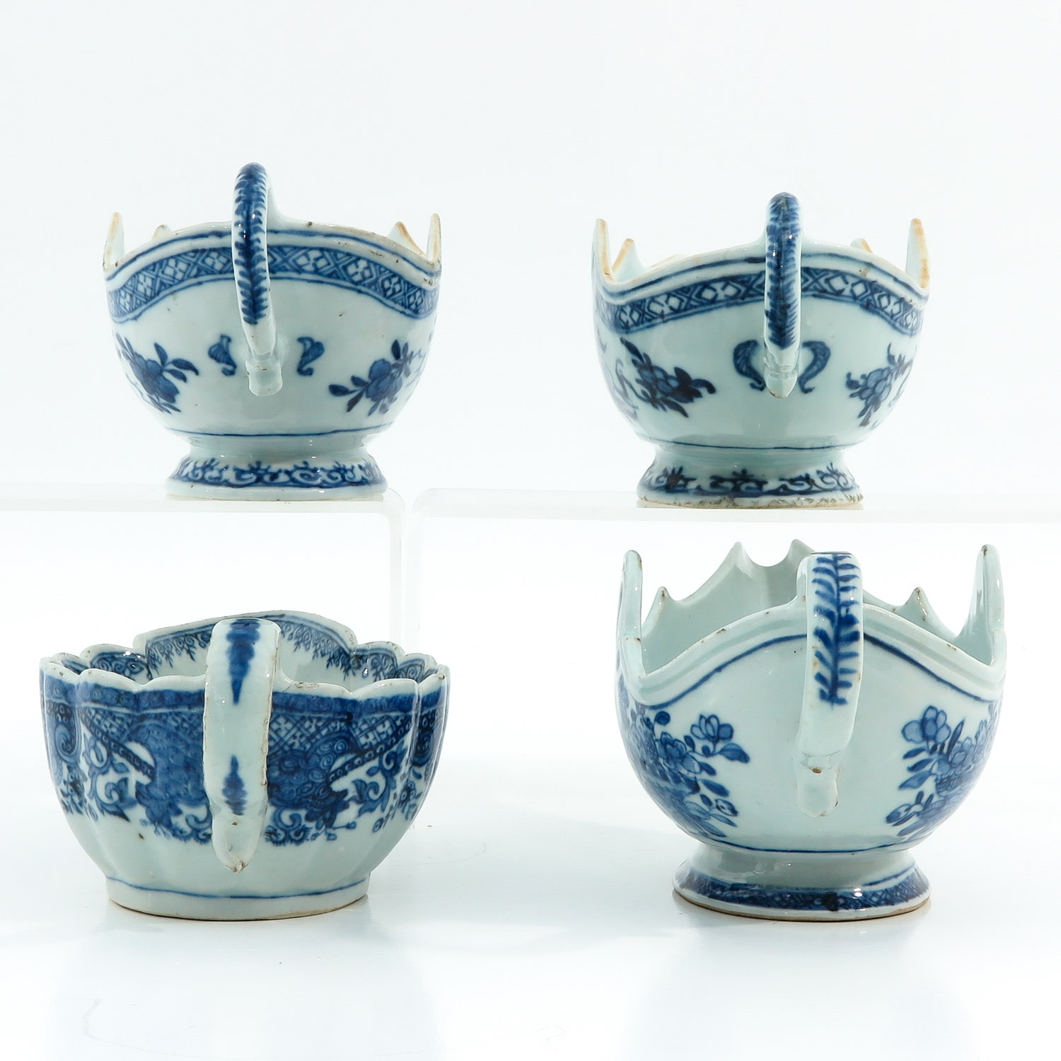 A Collection of Export Porcelain - Image 2 of 9