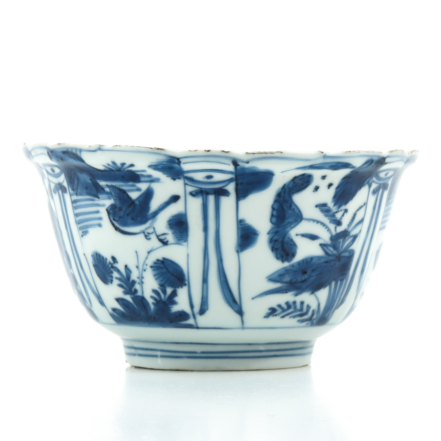 A Blue and White Wanli Bowl - Image 2 of 9