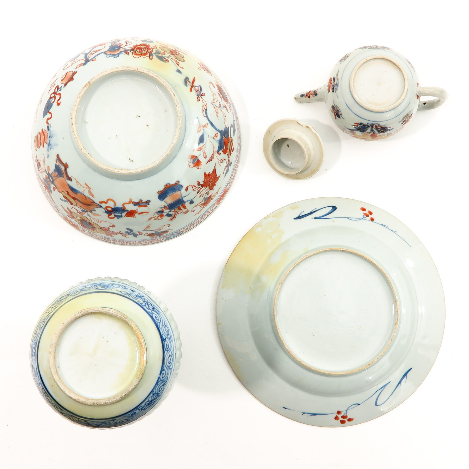 A Collection of Imari - Image 6 of 10