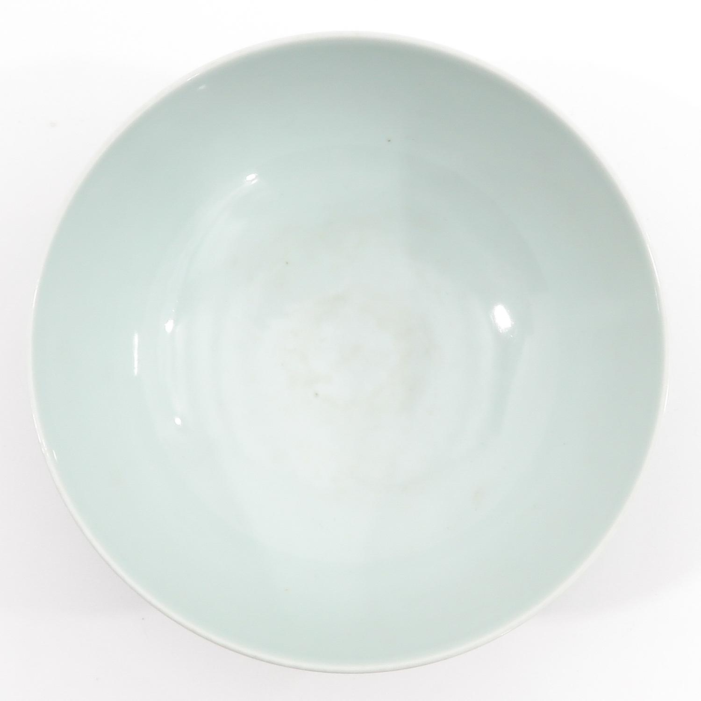A Famille Noir Bowl - Image 5 of 10