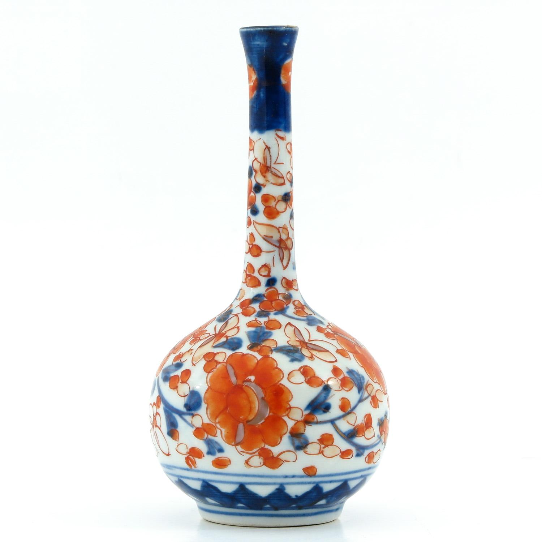 An Imari Vase - Image 2 of 9