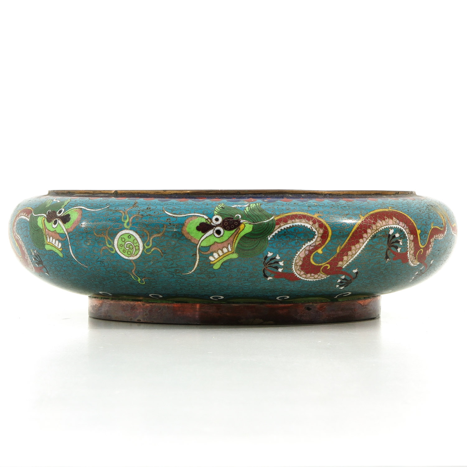 A Cloisonne Censer - Image 3 of 10