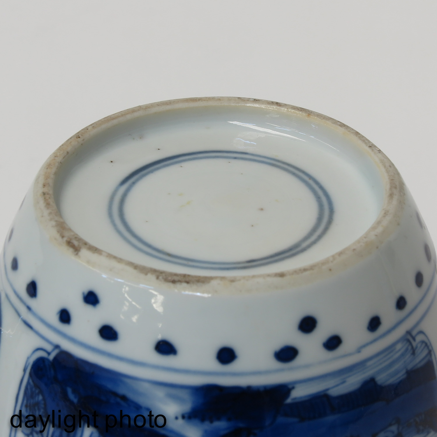 A Blue and White Teapot - Image 8 of 10