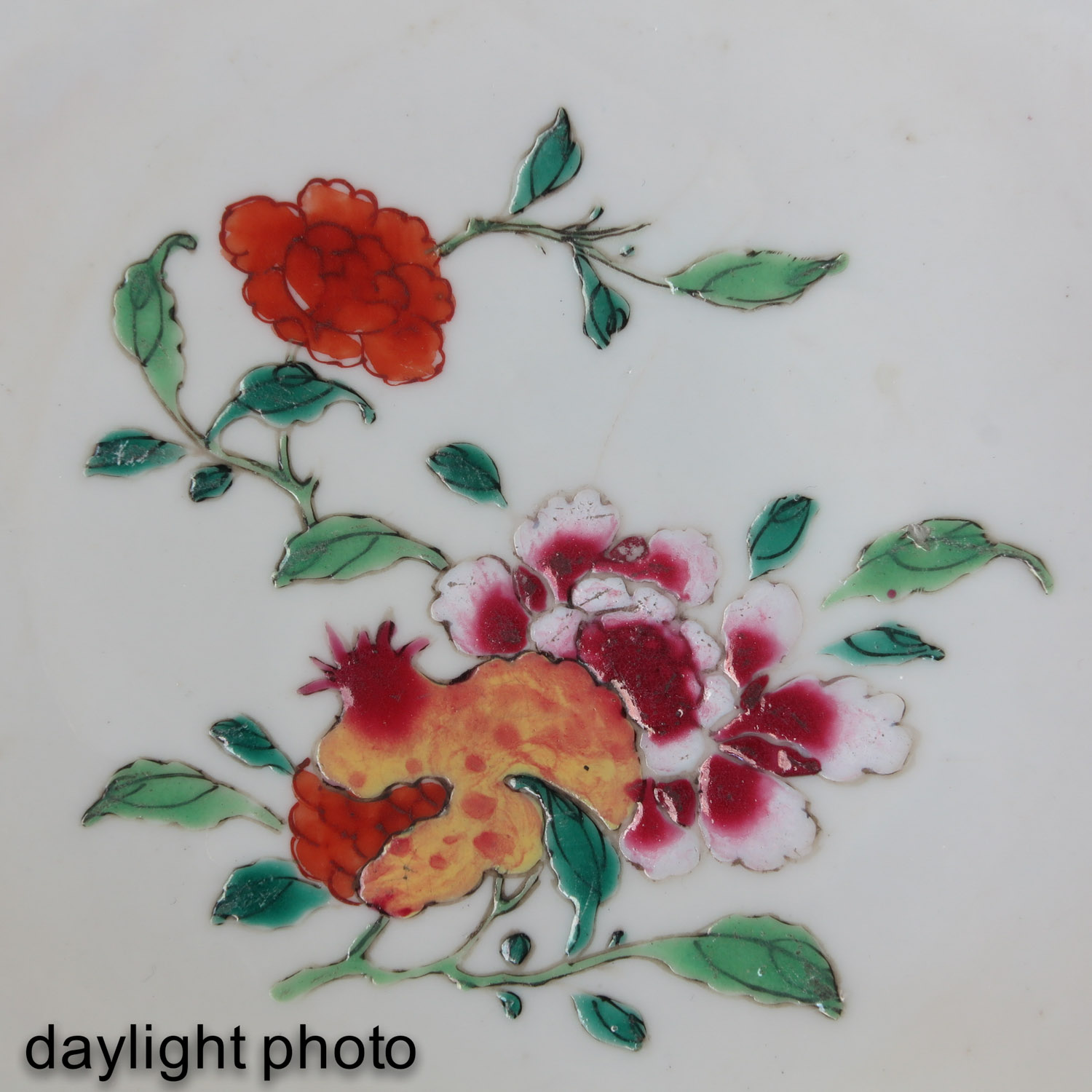 A Pair of Famille Rose Bowls - Image 9 of 9